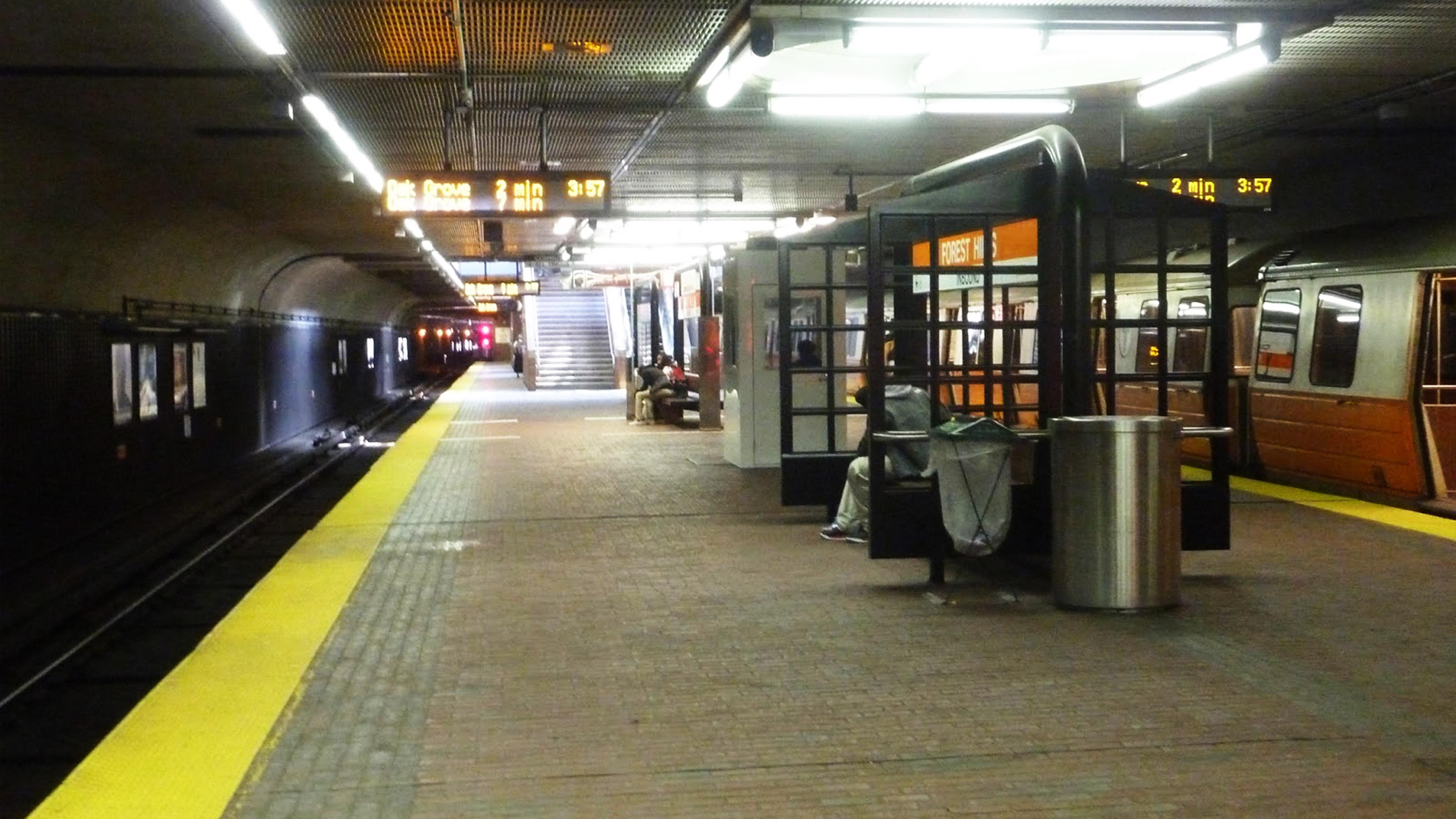 Forest Hills Station Lemessurier