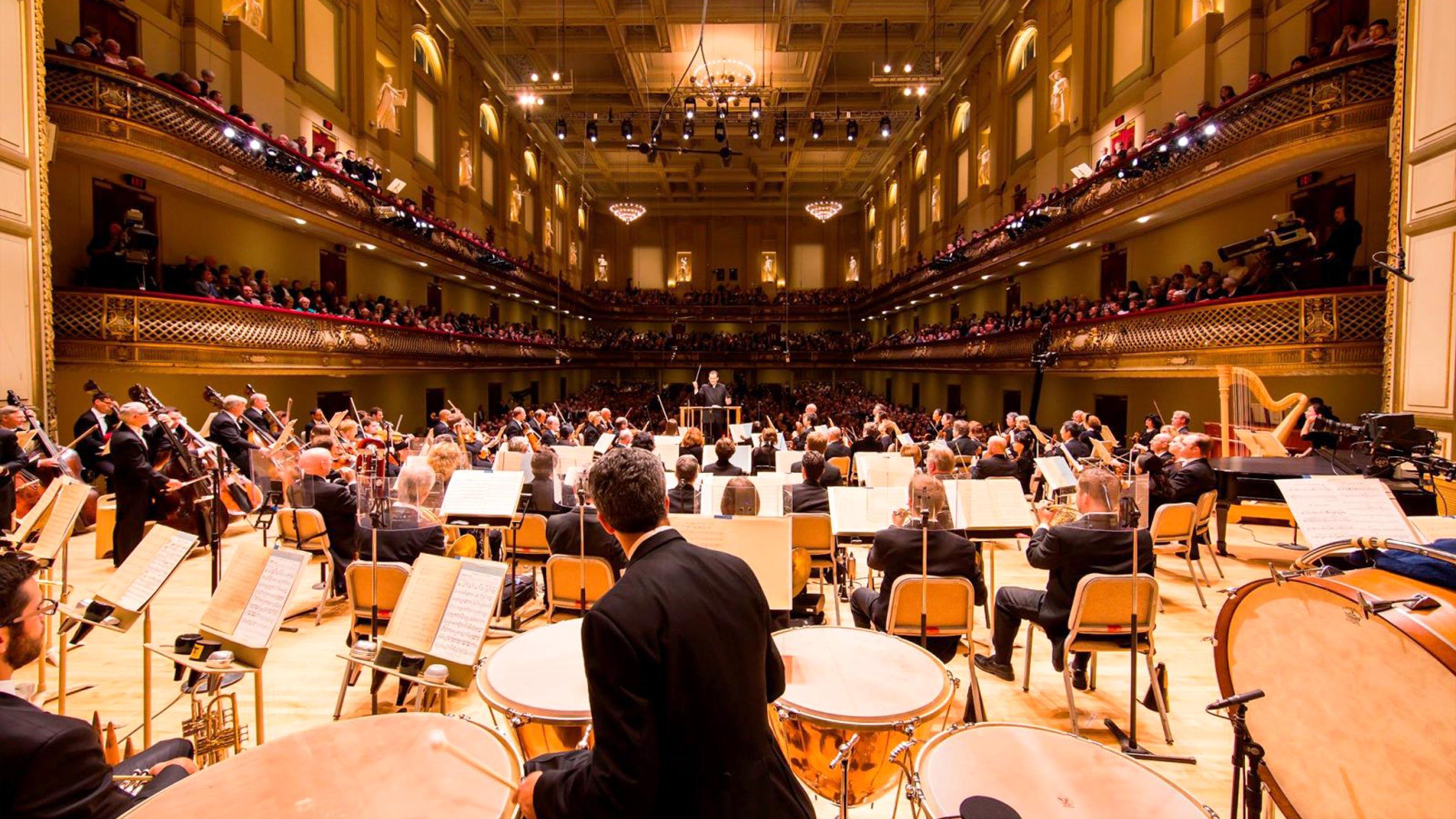 Boston Symphony Hall Renovations Lemessurier