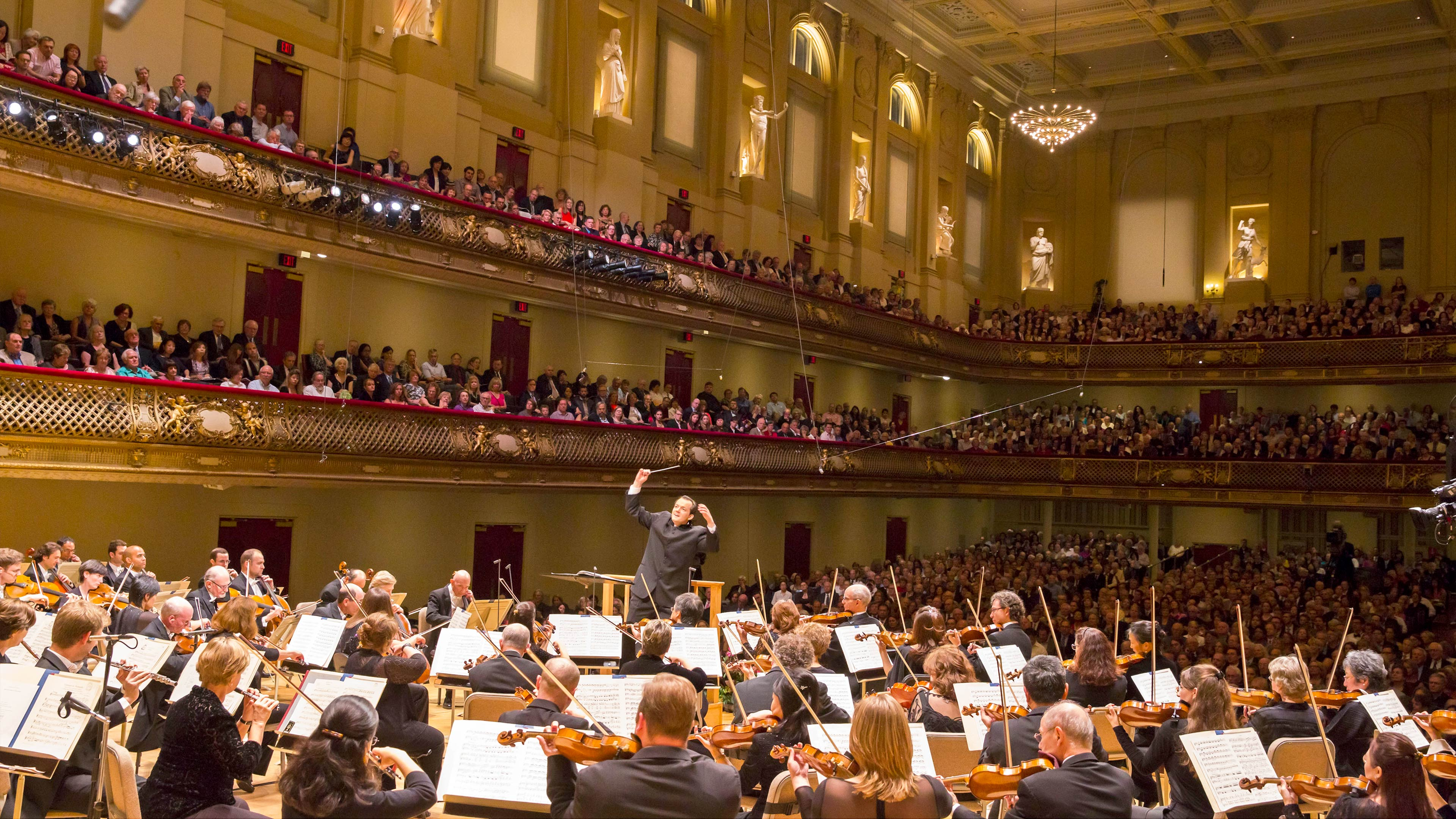 Boston Symphony Hall Renovations | LeMessurier