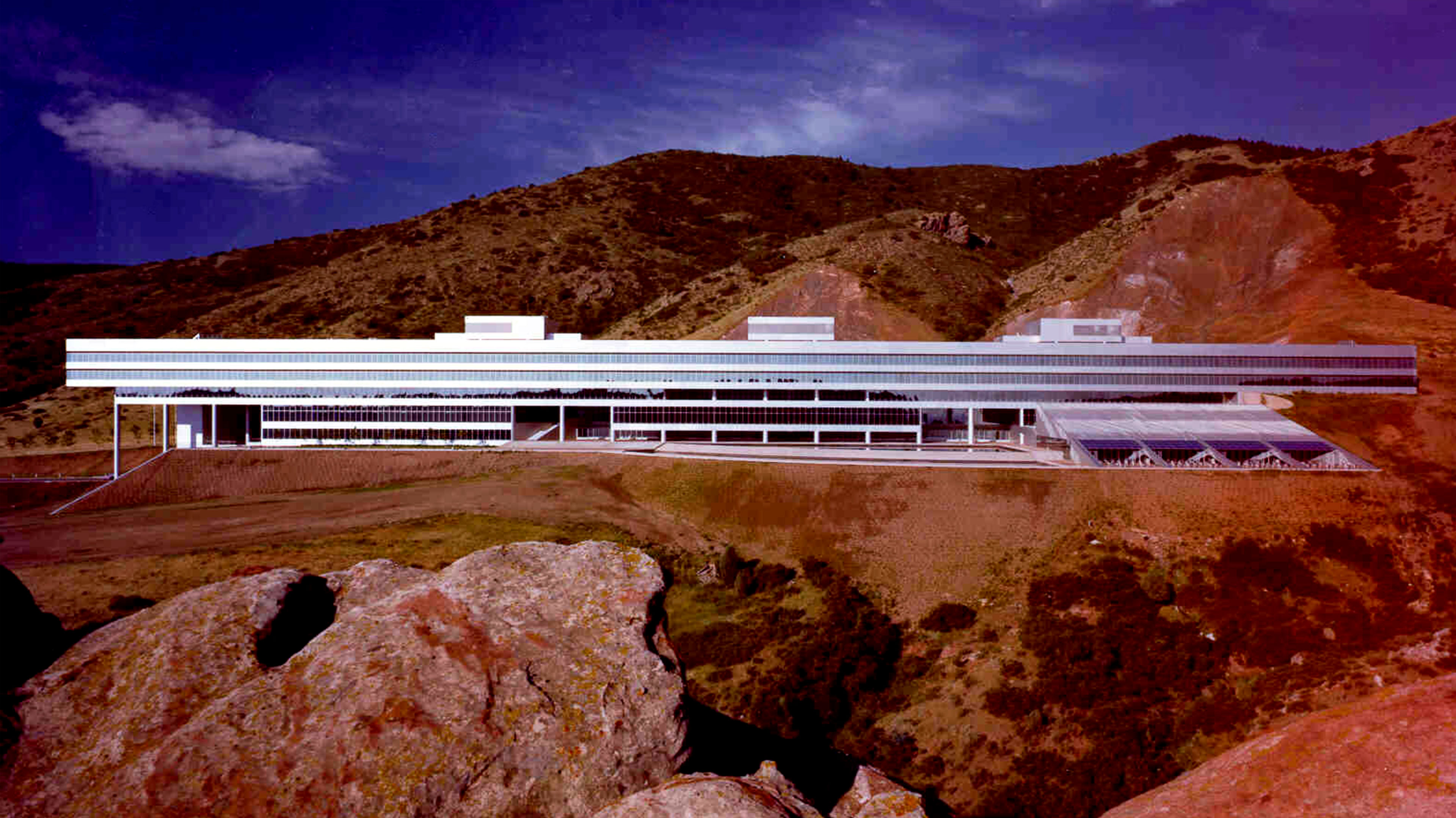 Johns-Manville World Headquarters | LeMessurier